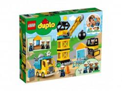 LEGO Duplo Rozbiórka kulą...