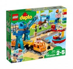 LEGO Duplo Pociąg towarowy...