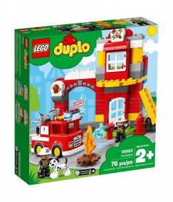 LEGO Duplo Remiza strażacka...