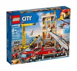 LEGO City Straż pożarna w...