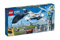 LEGO City Baza policji...