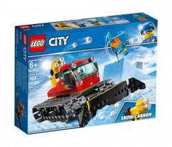 LEGO City Pług gąsienicowy...