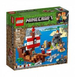 LEGO Minecraft Przygoda na...