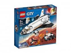 LEGO City Wyprawa badawcza...