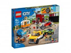 LEGO City Warsztat...