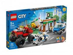 LEGO City Napad z monster...