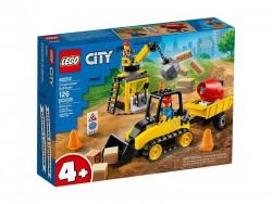 LEGO City Buldożer...