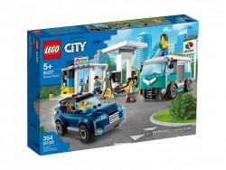 LEGO City Stacja benzynowa...