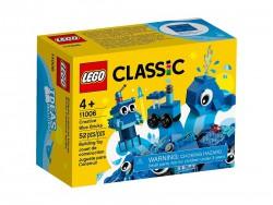 LEGO Classic Niebieskie...