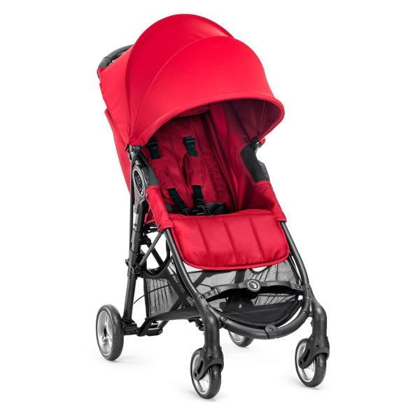 Baby Jogger City Mini Zipp wózek spacerowy red