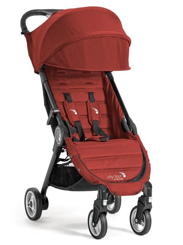 Baby Jogger City Tour wózek spacerowy Garnet