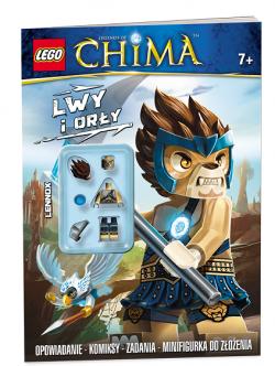 Ameet Lego Chima lwy i orły...