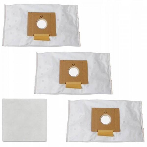 Blaupunkt ACC014 worki + filtr wylotowy do VCB 701