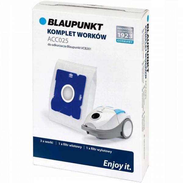 Blaupunkt ACC 025 worki + filtr do VCB 201