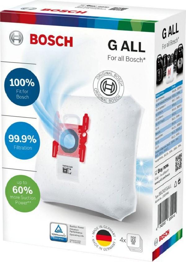 Bosch BBZ41FGALL worki safbag 4 szt.
