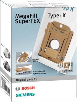 Bosch BBZ41FK worki do odkurzacza typ K 4 szt.