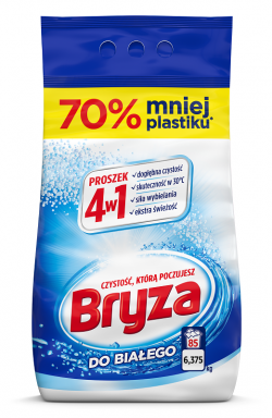 Bryza White Proszek do...