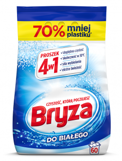 Bryza White Proszek do...