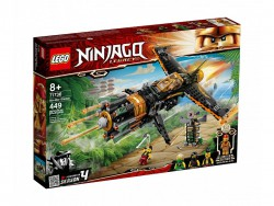 LEGO Ninjago Kruszarka skał...