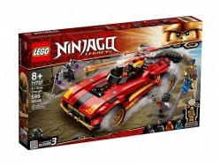 LEGO Ninjago Ninjaścigacz...