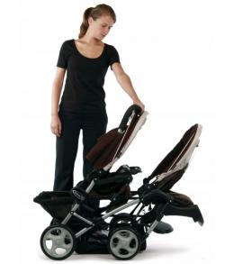 Wózek dziecięcy Graco Stadium DUO Oxford