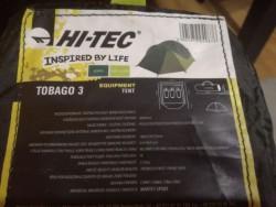 Namiot turystyczny Hi-Tec Tobago 3