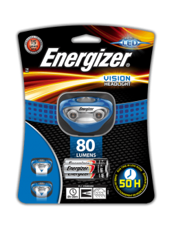 Energizer Headlight Vision...