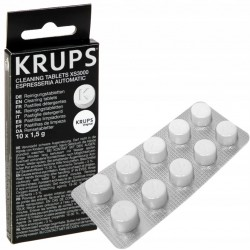 Krups XS 3000 tabletki...