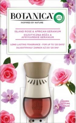 Odświeżacz powietrza Air Wick Egzotyczna Róża & Afrykańskie Geranium