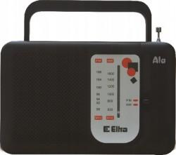 Eltra Ala radio czarne