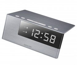 Sencor SDC 4600 WH zegar z...